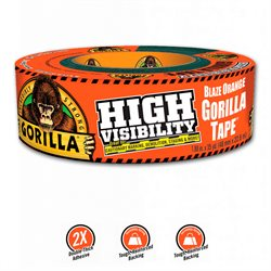 Gorilla tape - High Visibility